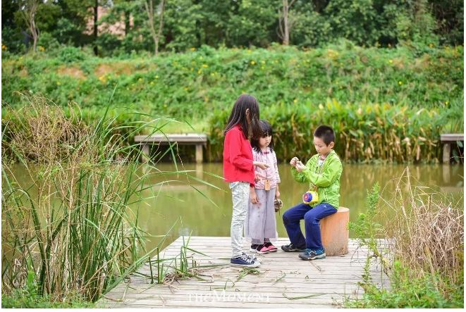 前小桔创始人,为了让孩子亲近自然,建了一座最有爱的农场
